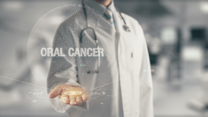 physician and oral cancer
